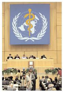 The World Health Organization,